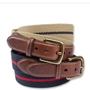 BRAND NEW Orvis Surcingle Belt- khaki